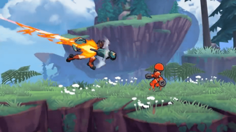 Skybolt Zack – A Fast Paced Platformer - Battle Robots On Nintendo Switch November 7