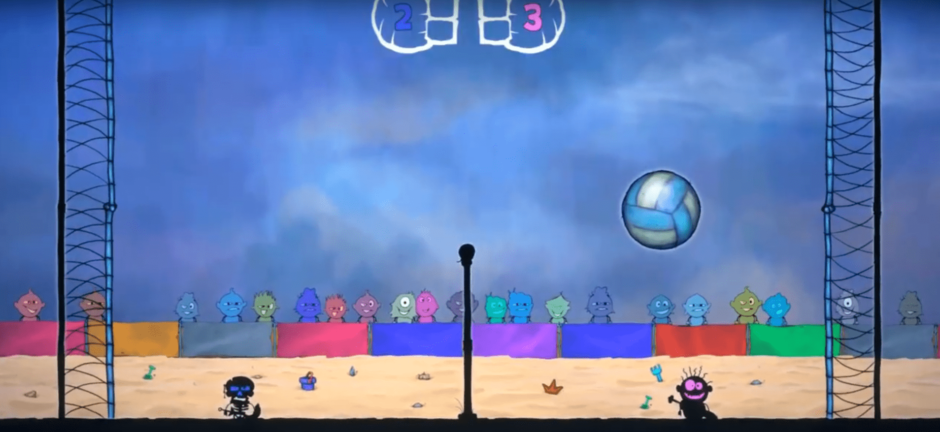 Bouncy Bob 2 Is A Crazy, Highly Replayable Party Game That's Coming To Nintendo Switch This Month