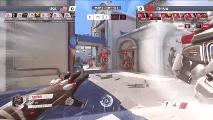 Leaked - Recent Overwatch World Cup Wasn't Going To Happen Until A Large Corporation Applied Pressure To Blizzard