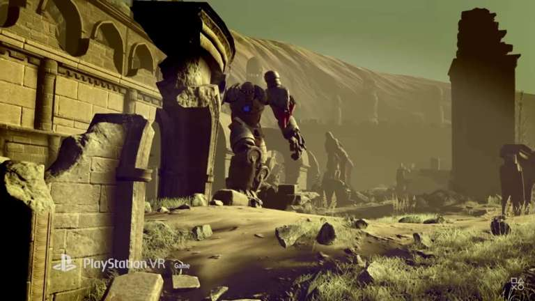 Golem Is Out On PlayStation VR From Highwire, Finally Releases After Years Of Delays Push Back Production