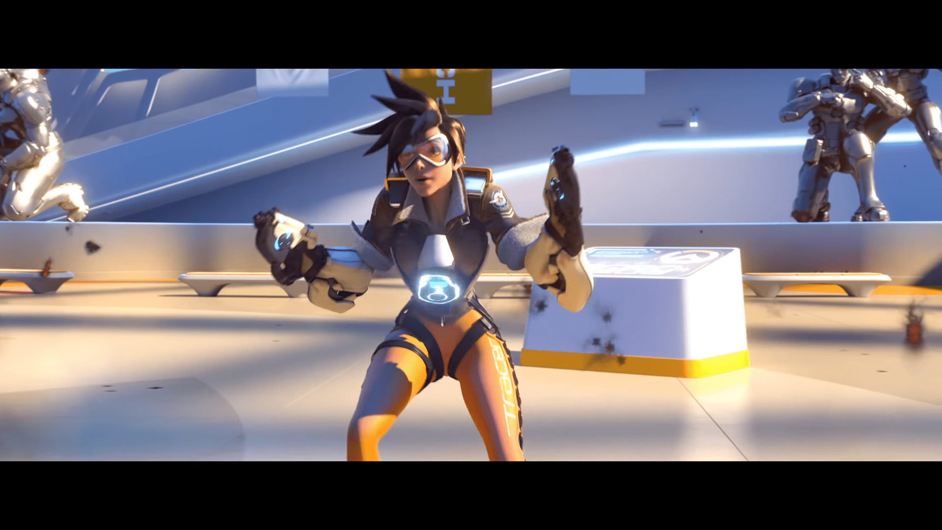Overwatch Is Temporarily Free To Play Until December 4th With All Heroes And Maps