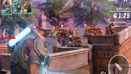Hero Hunters Released 2.8 Thanksgiving Update To This Cover-Based Shooter