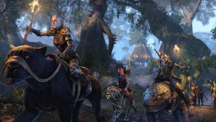 The Elder Scrolls Online Giving Away Free Crown Store Bundle Until July 30
