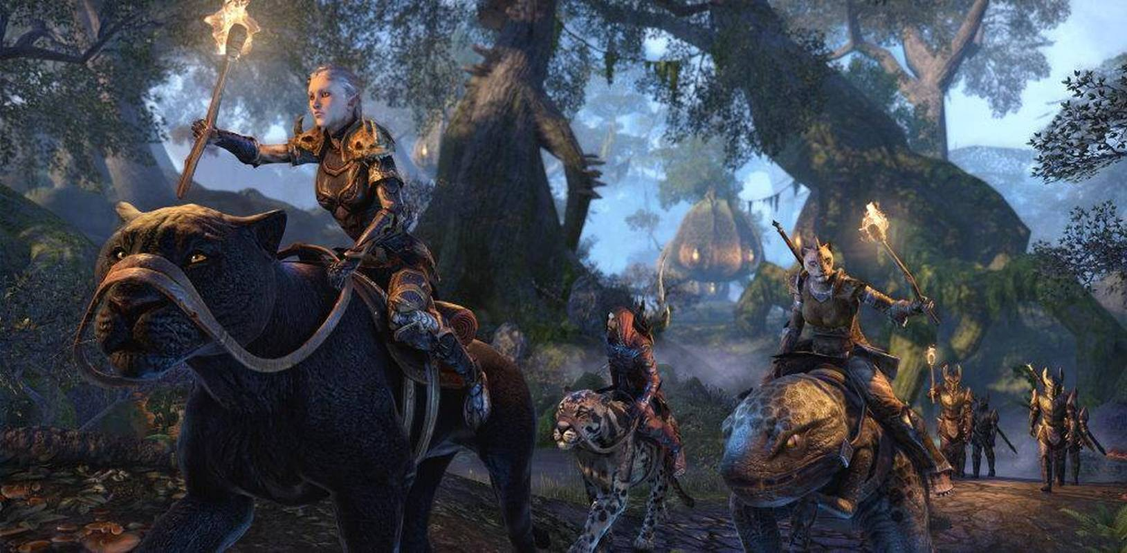 Visit The Continent Of Tamriel In The Upcoming Elder Scrolls Online Free Play Event