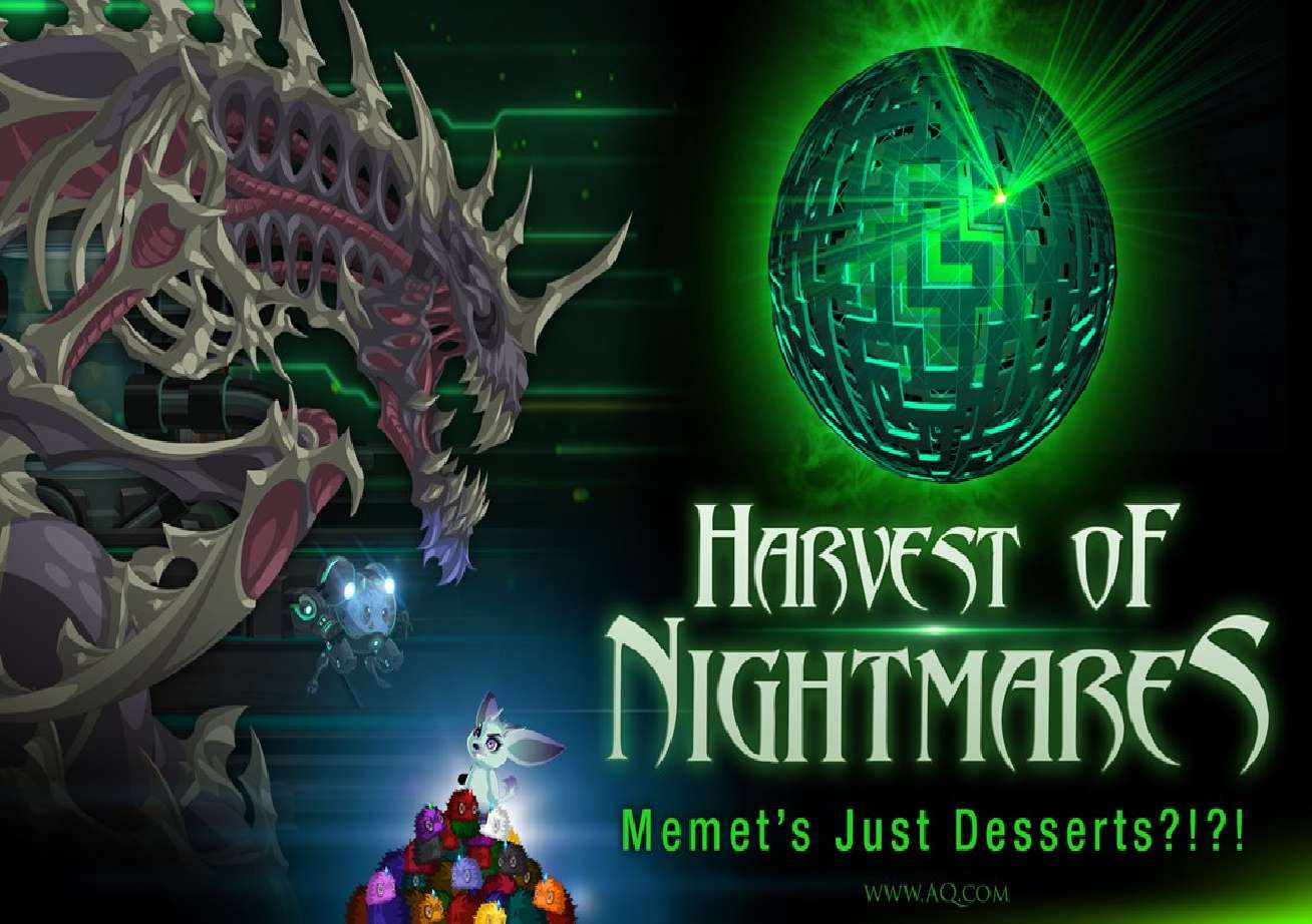 AdventureQuest Worlds Brings In The Ending Of The Harvest Of Nightmares