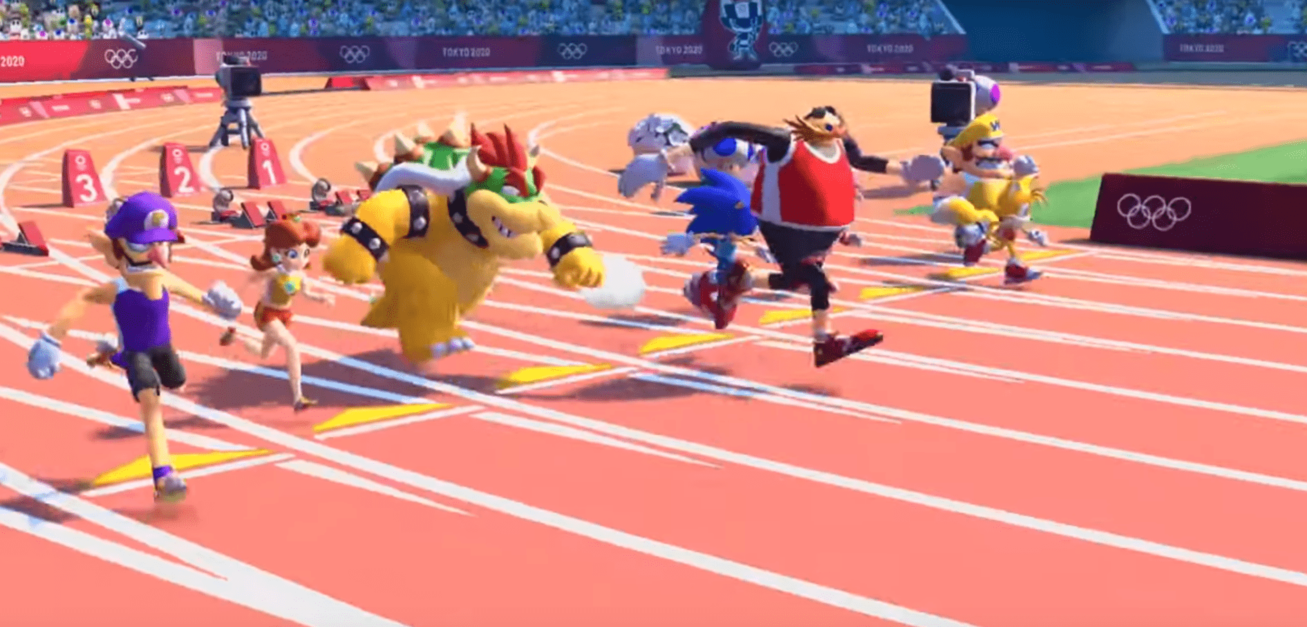 Mario & Sonic At The Olympic Games Tokyo 2020 – Everything Gamers Need To Know