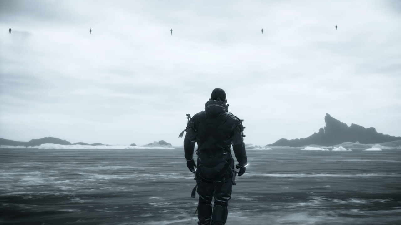 Kojima suggests some American critics 'misunderstood' Death Stranding