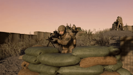 'Squad' Is Free To Play All Weekend On Steam, Featuring Realistic Military Combat