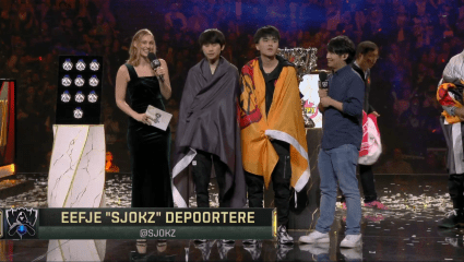 Fun Plus Phoenix Have Won The League Of Legends World Championship 2019 Over G2 Esports