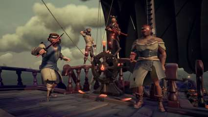 Sea Of Thieves' Ships Of Fortune Update Is Adding A New Rewards System And It's Now Live