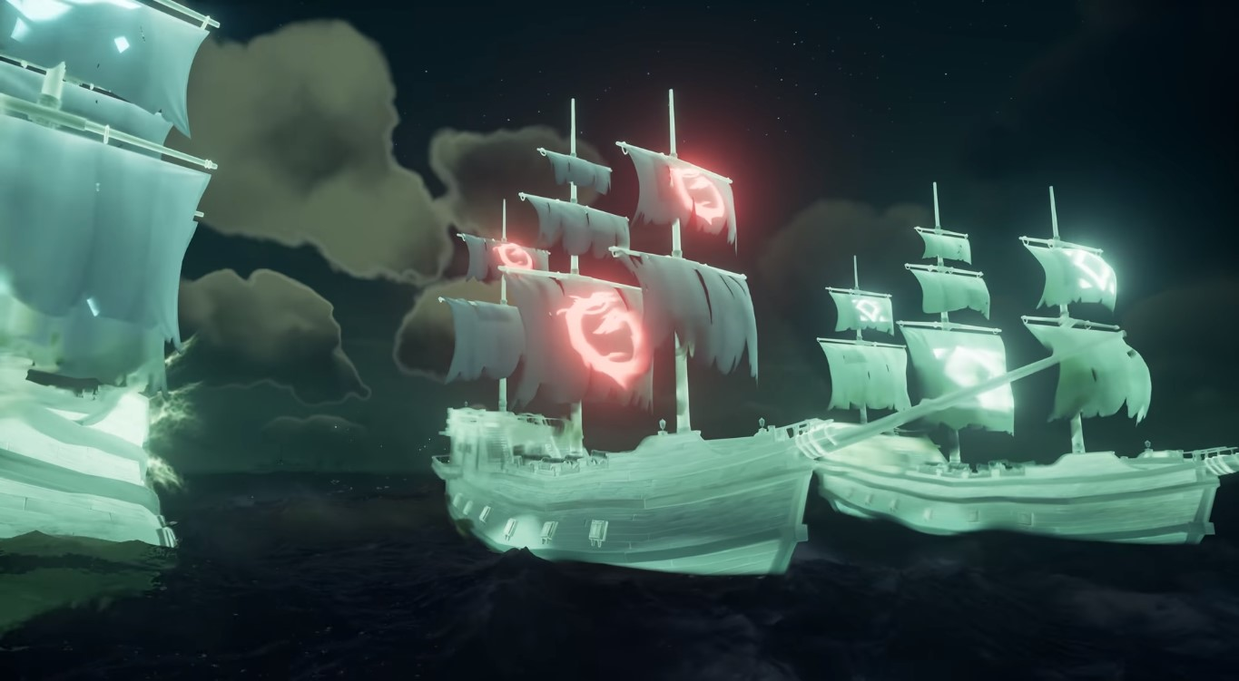 Sea Of Thieves The Seabound Soul Update Brings Fire To The Game, Patch Brings Loads Of Other Enhancements