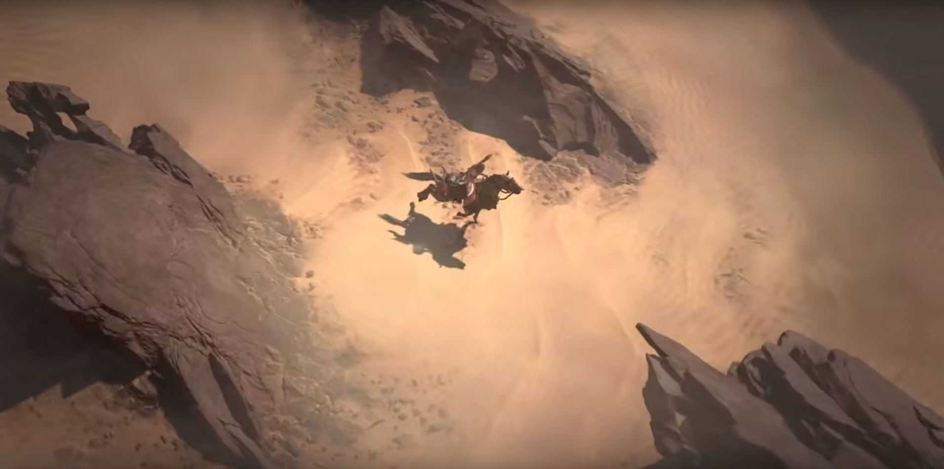 Leap Into The Sands Of Kehjistan, Diablo IV's New Zone