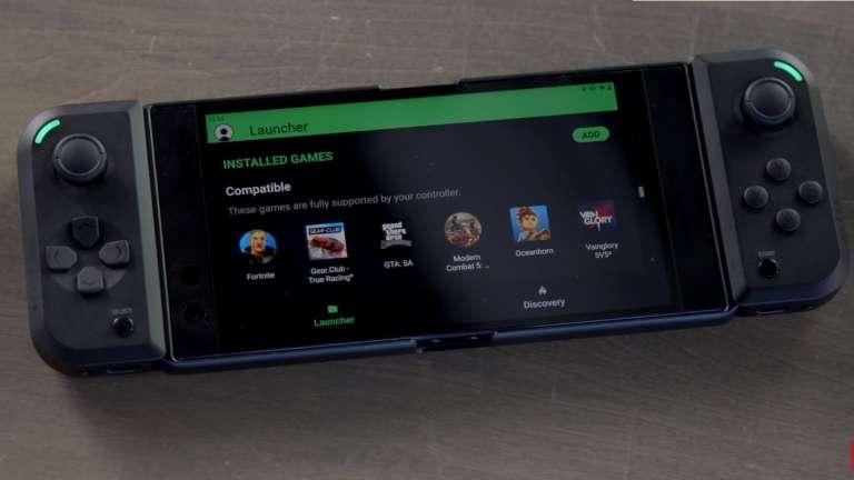 Razer Inc. Releases Switch-Like Controller To Enhance Gameplay On Razer II Gaming Phone