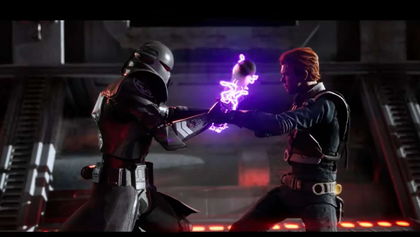 Star Wars Jedi: Fallen Order Thanksgiving Commercial Spoils The Damn Ending