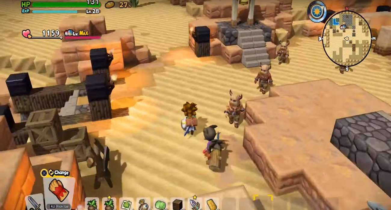 Steam Is Finally Getting Dragon Quest Builders 2; Will Include Plenty Of Additional Bonus Content