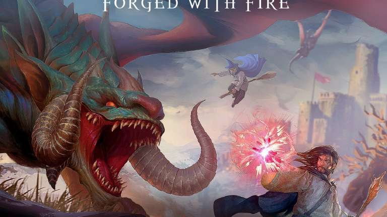 Citadel: Forged With Fire Brings Dragons And Castles To Xbox One, Steam, and PlayStation 4, It Is Time To Forge Your Future