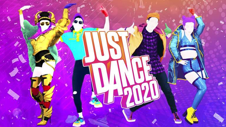 Just Dance 2020 Launches On Consoles With Billie Eilish Alternative Gameplay