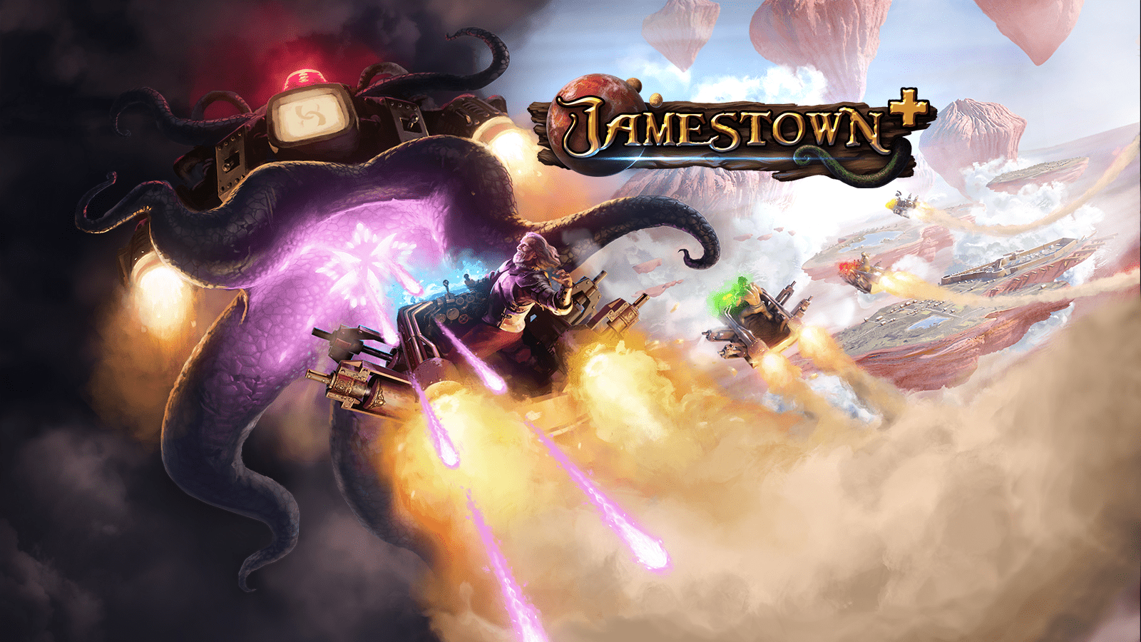 Space Really Is The Final Frontier In Jamestown+, Coming Soon To Switch