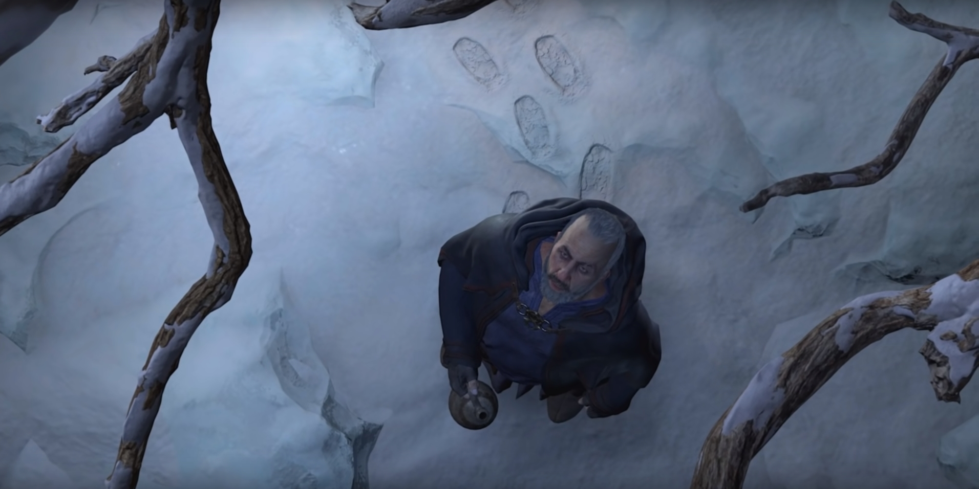 Brave The Frosty Mountains Of Diablo IV's Upcoming Zone, The Fractured Peaks