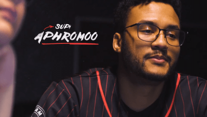 100 Thieves Announces The Departure Of Zaqueri 'Aphromoo' Black From The Team
