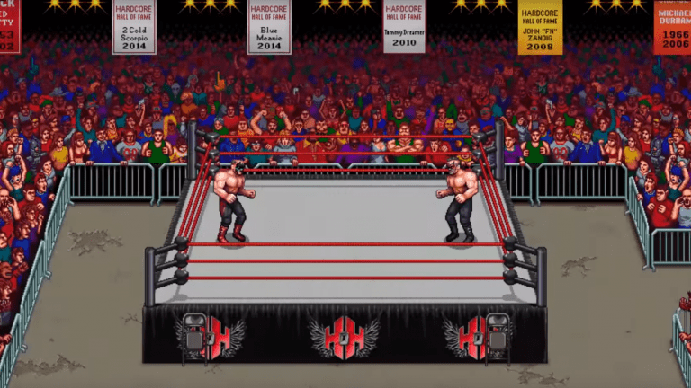 RetroMania Wrestling Is The Official Sequel To The 1991 WWF WrestleFest And It's Coming To All Platforms In 2020