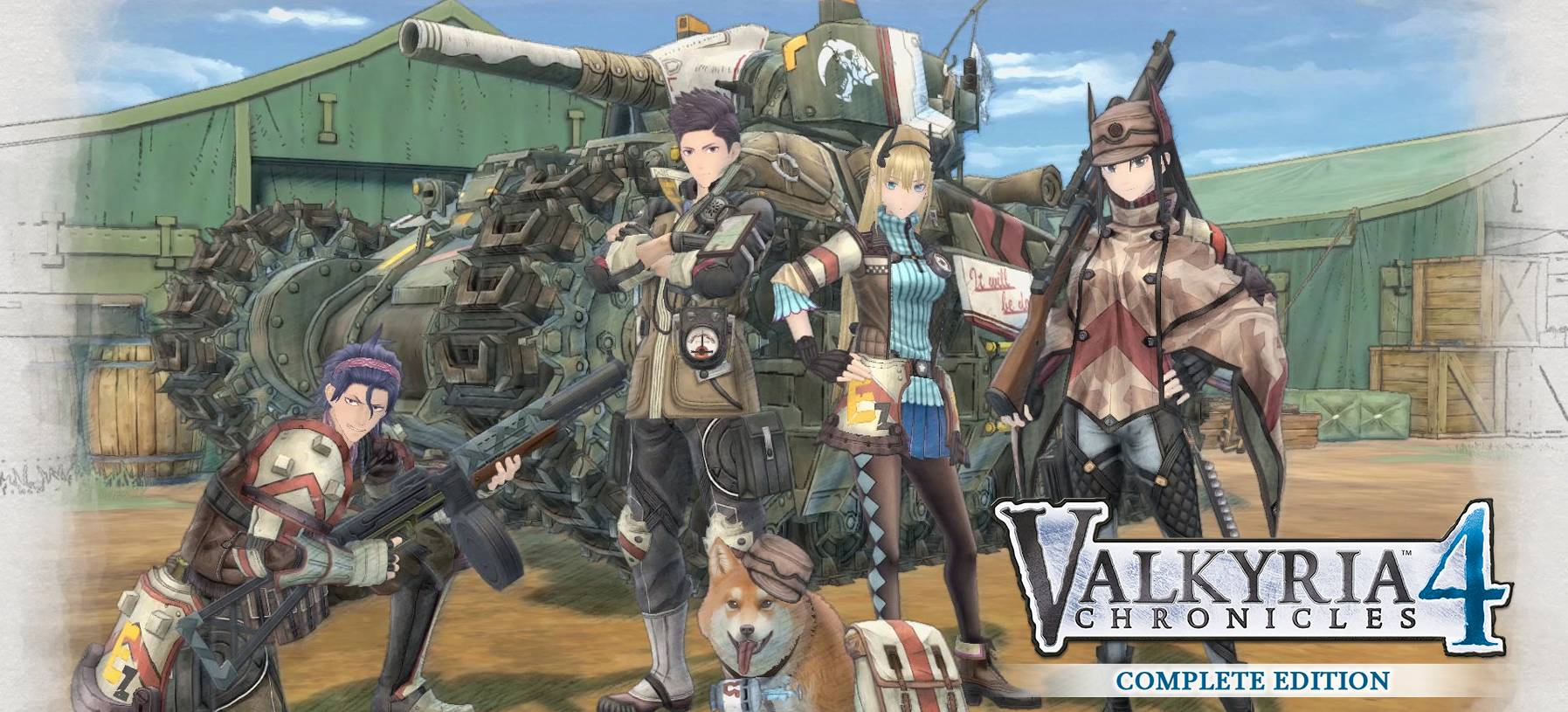 Valkyria Chronicles 4 Complete Edition Steam Update Now Includes All DLC