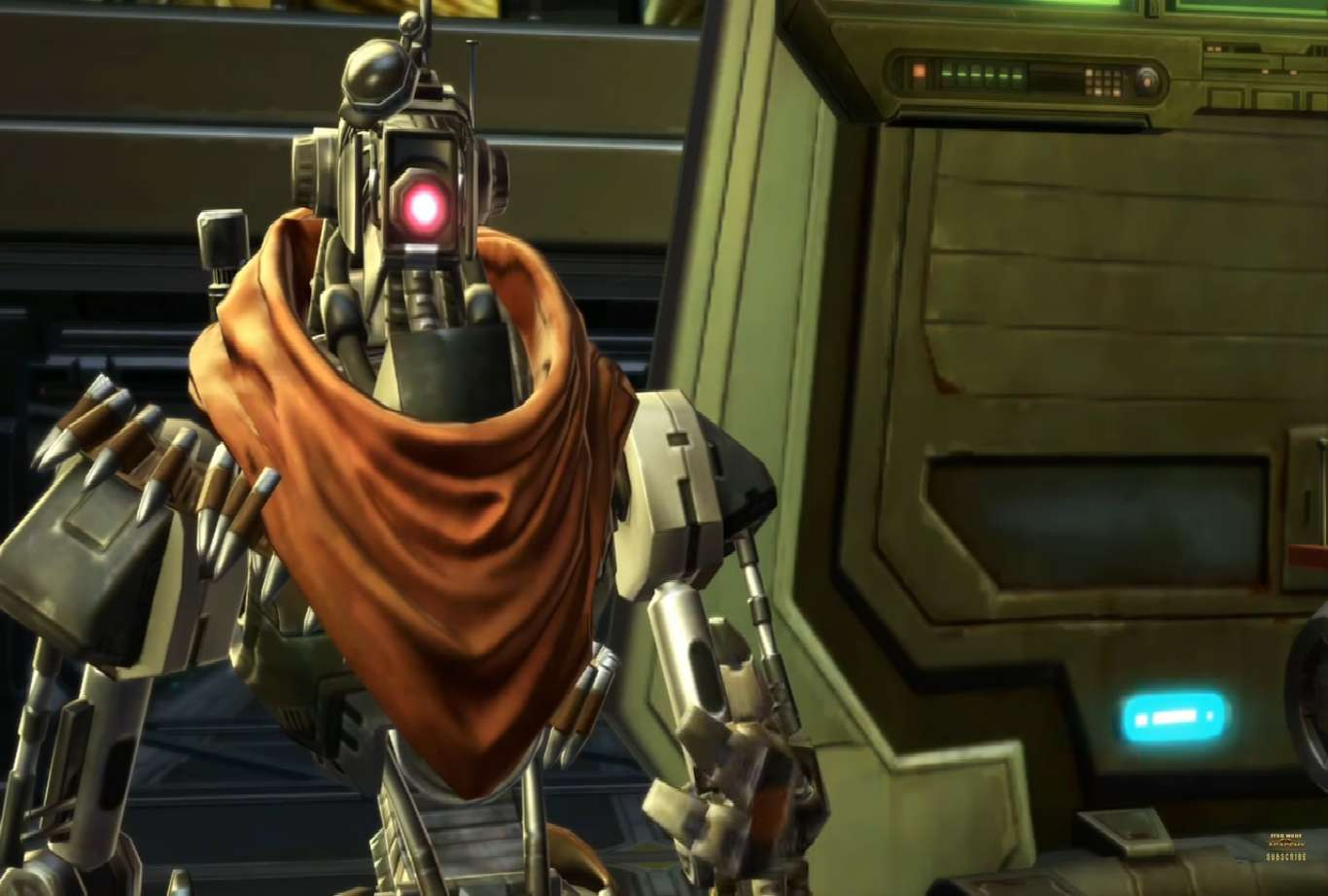 Star Wars The Old Republic Website And Twitter Release Information About November Events