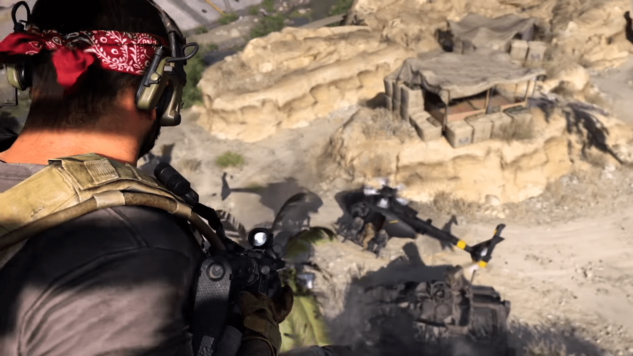 Leak Reveals 38 Potential New Maps Coming To Call of Duty: Modern Warfare Including Iconic Franchise Maps