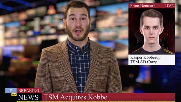 """TSM Announce Acquisition Of ADC Kasper """"Kobbe"""" Kobberup"""