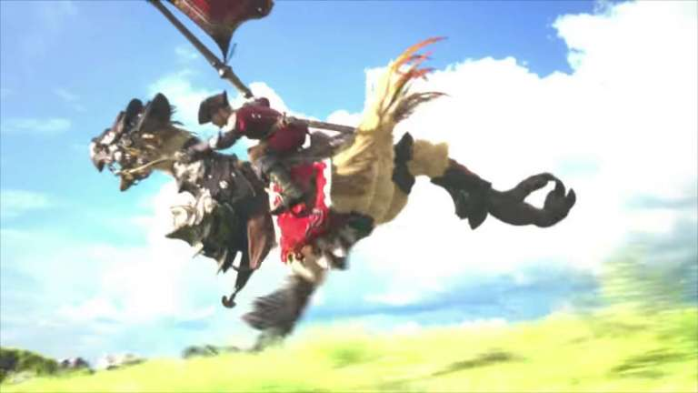 Free Trial Of Final Fantasy 14 Is Being Expanded To Include The Heavensward Expansion Pack