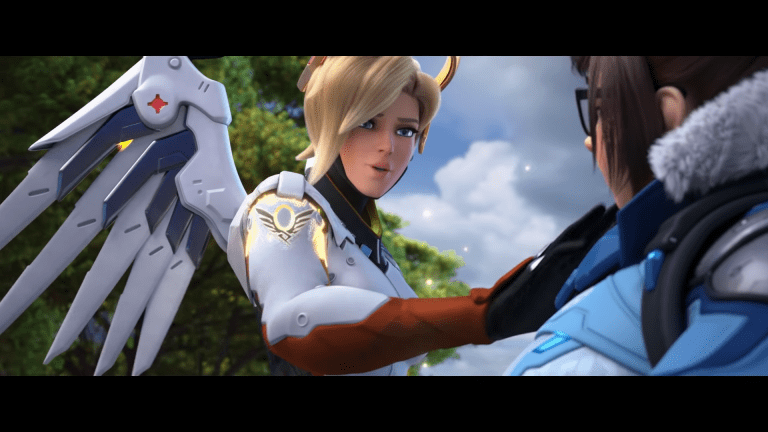 Valkyrie: Newest Overwatch Short Story Featuring Mercy, Possible New Skin