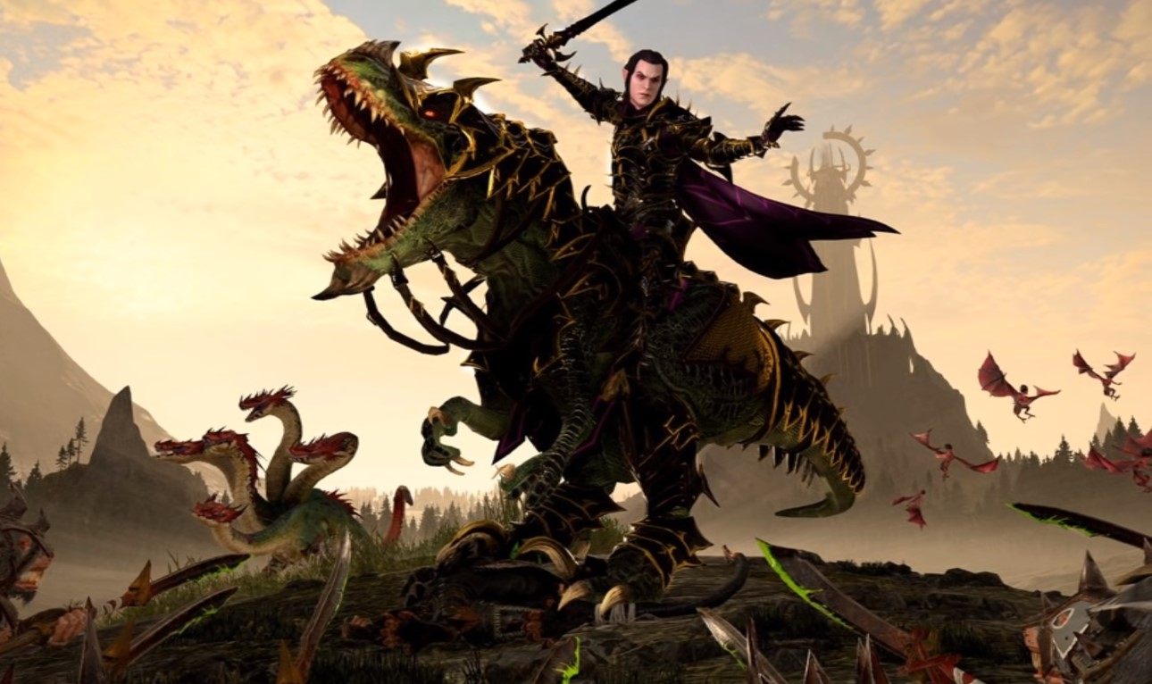 Creative Assembly Teasers Might Be Building Up To A Trailer For Total War: Warhammer 3