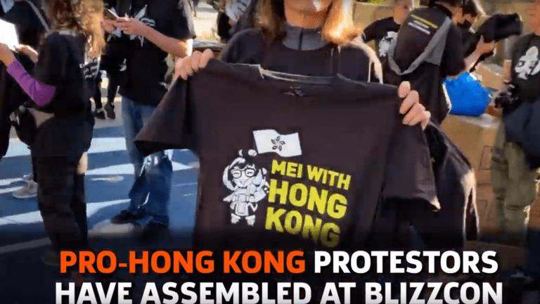 President J. Allen Brack Of Blizzard Entertainment Apologizes For The Rash Decision Towards Hong-Kong's Controversy