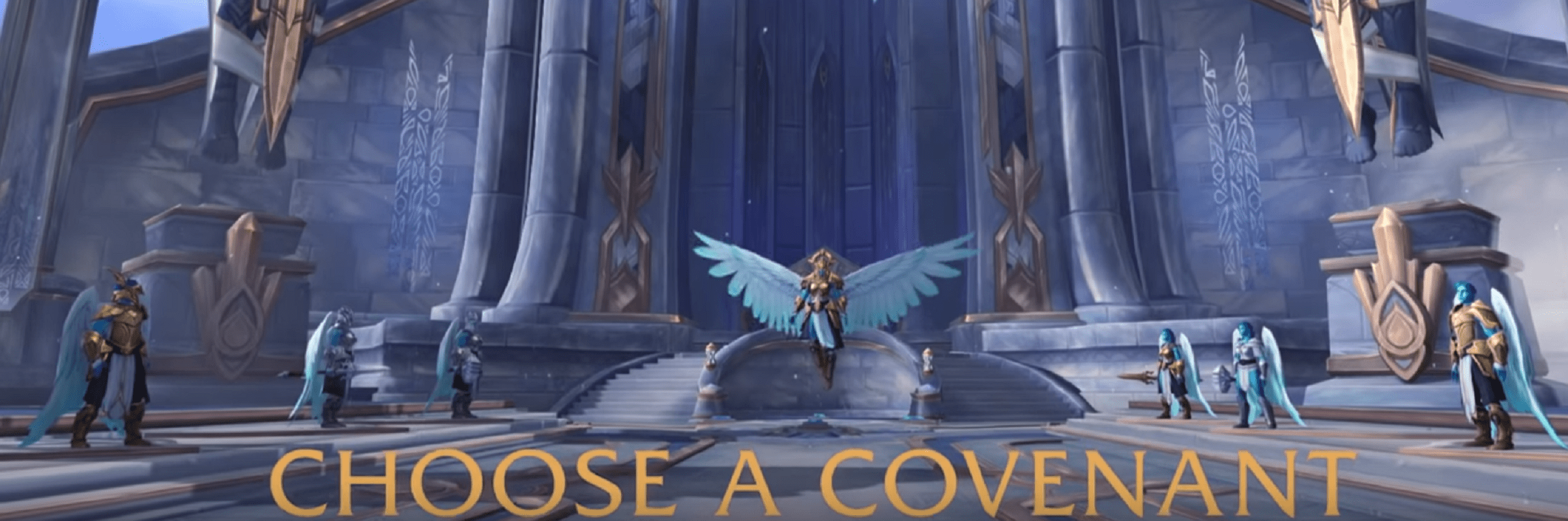 World of Warcraft Shadowlands – An Introduction To The Covenants And Their Zones