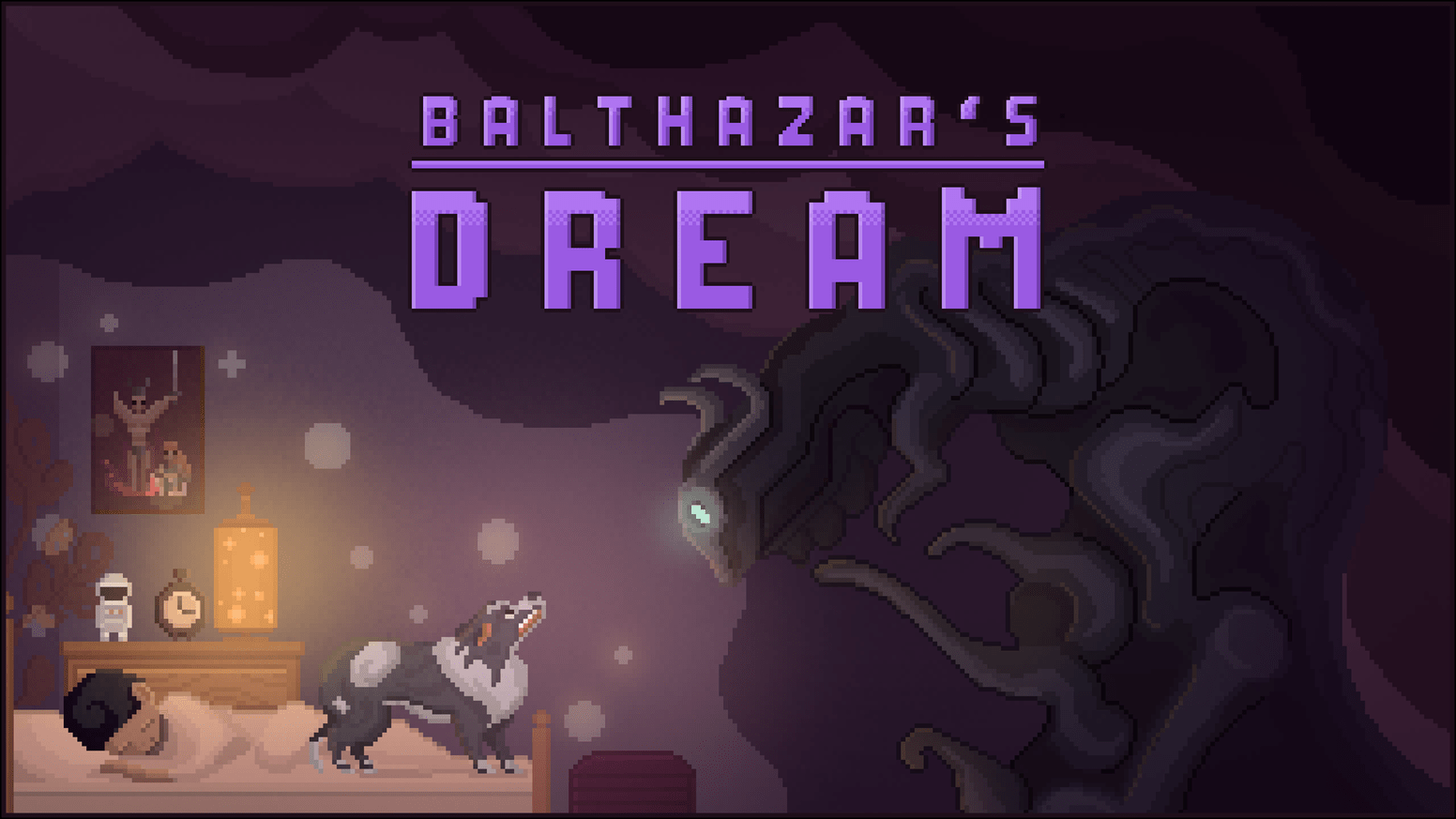 Outrun The Darkness In Someone Else's Subconscious In Balthazar's Dream