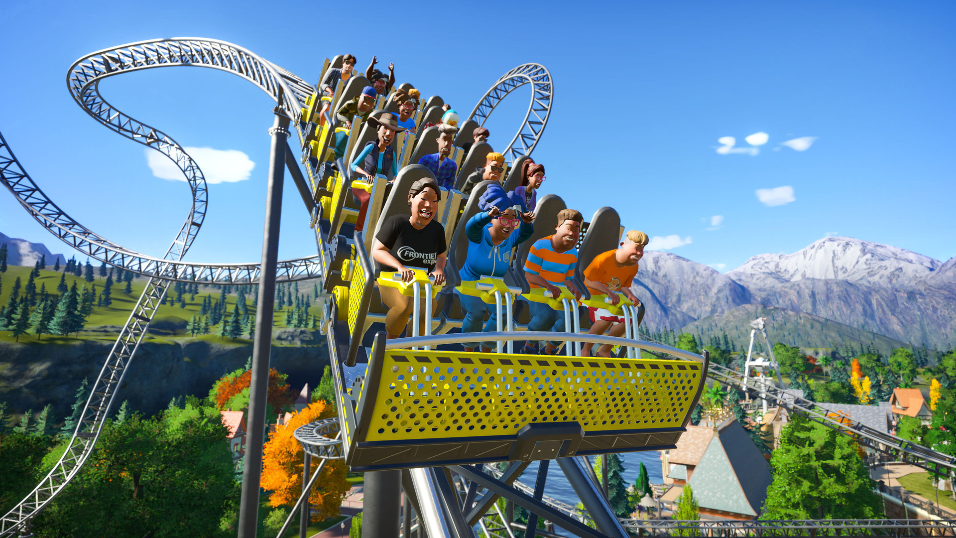Theme Park Sim Planet Coaster Headed To Playstation 4 and Xbox One In 2020