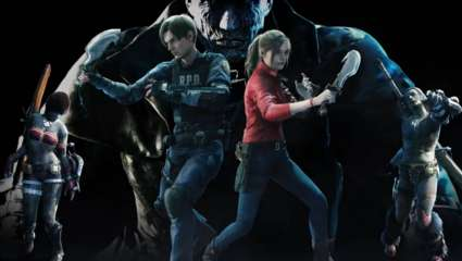 Resident Evil 2's Leon And Claire Enter Monster Hunter World On Consoles Today