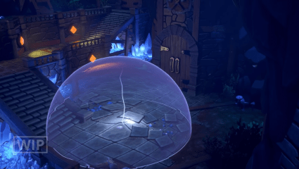 Dungeon Defenders: Awakened Has Released To More Meager Reviews That Have Haunted The Studio