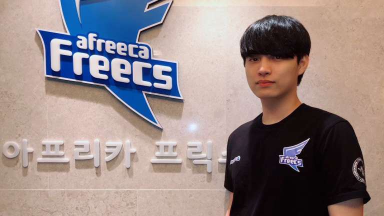 Ex-GenG Mid Laner Fly Joins Afreeca Freecs After A Disappointing Season For 2020