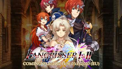Classic Strategy Games Langrisser I And II Launching Worldwide In March 2020