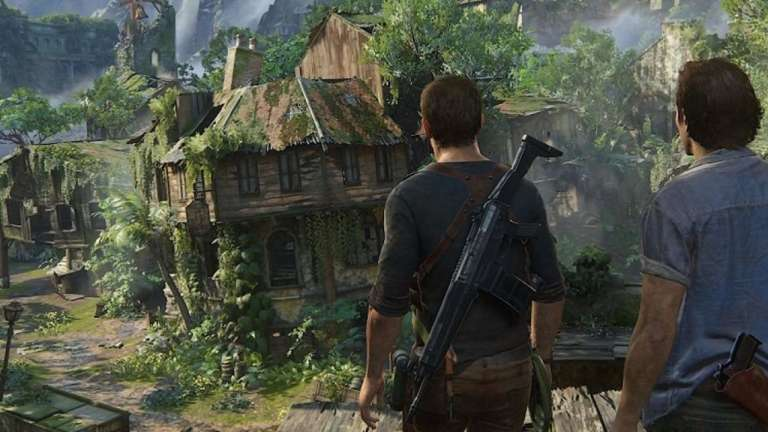 New Naughty Dog Job Listing Hints At An Online Future For The Uncharted Franchise