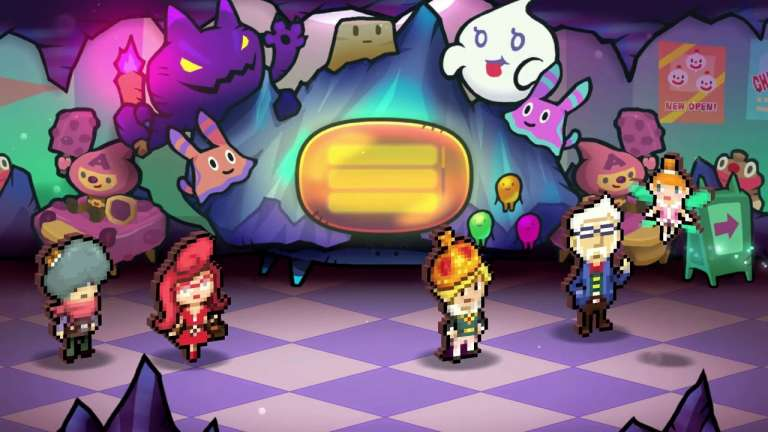 Being A Hero Is A 9-5 Job In Heroland, Coming December To Nintendo Switch