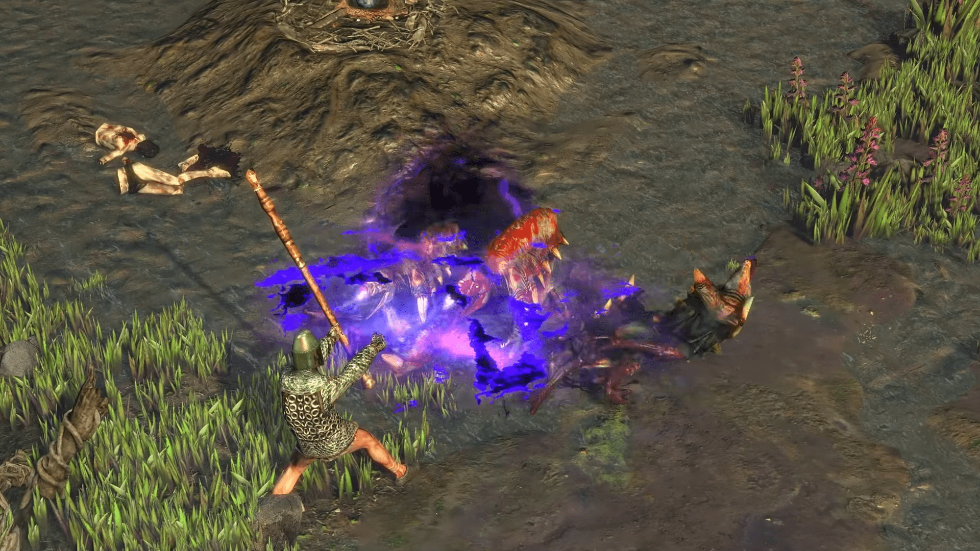 Current 'Path Of Exile' League Blight Announced To Be Incorporated Into Core