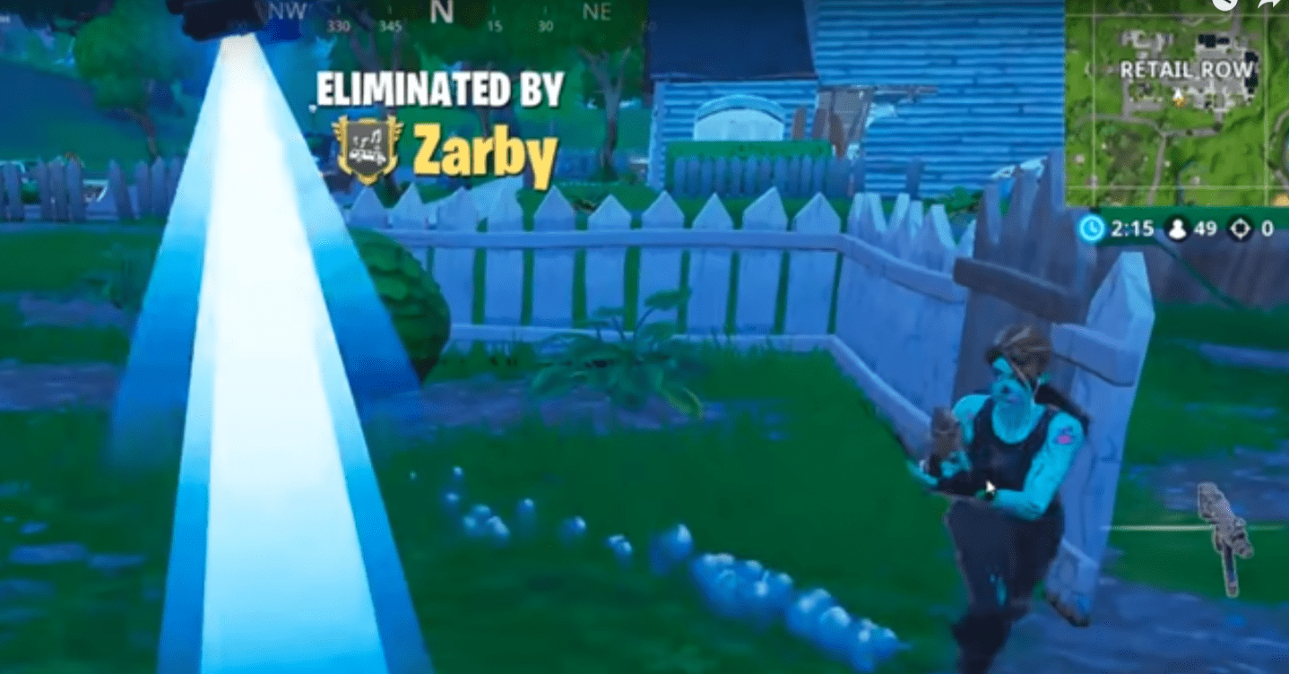 Fortnite Content Creator Zarby Is Getting His YouTube Account Deleted By Epic Games