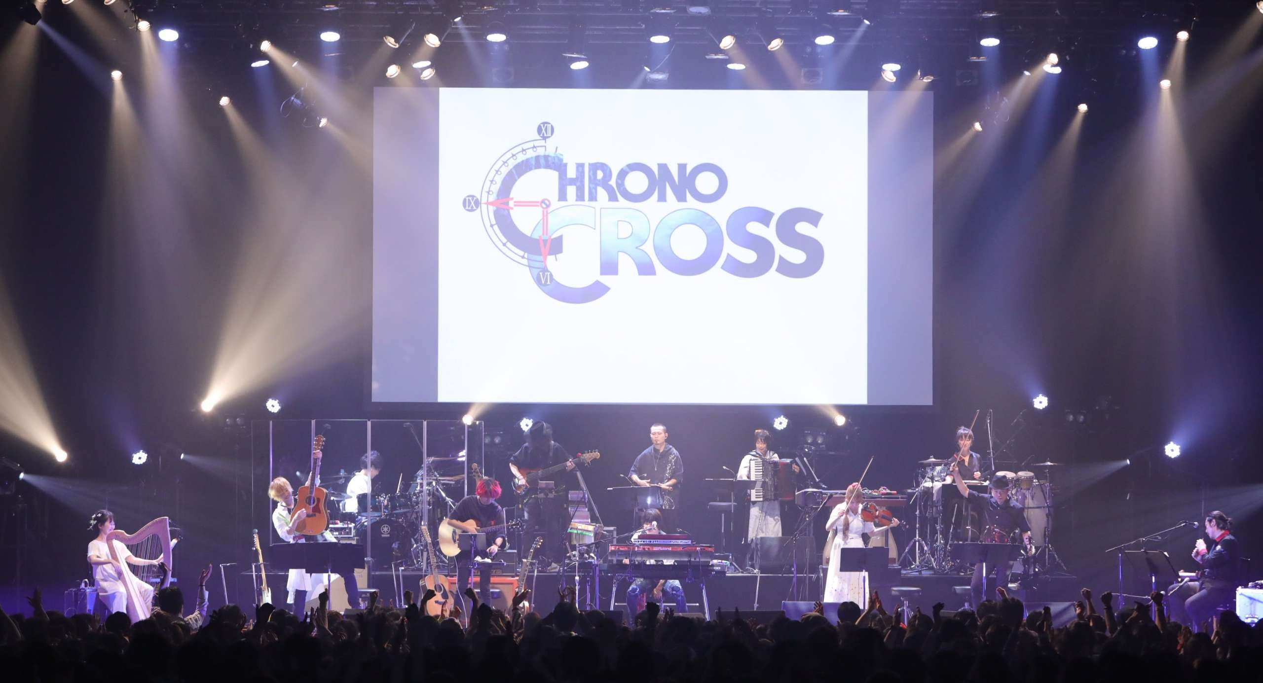 Chrono Cross Radical Dreamers 20th Anniversary Live Tour Begins In Japan