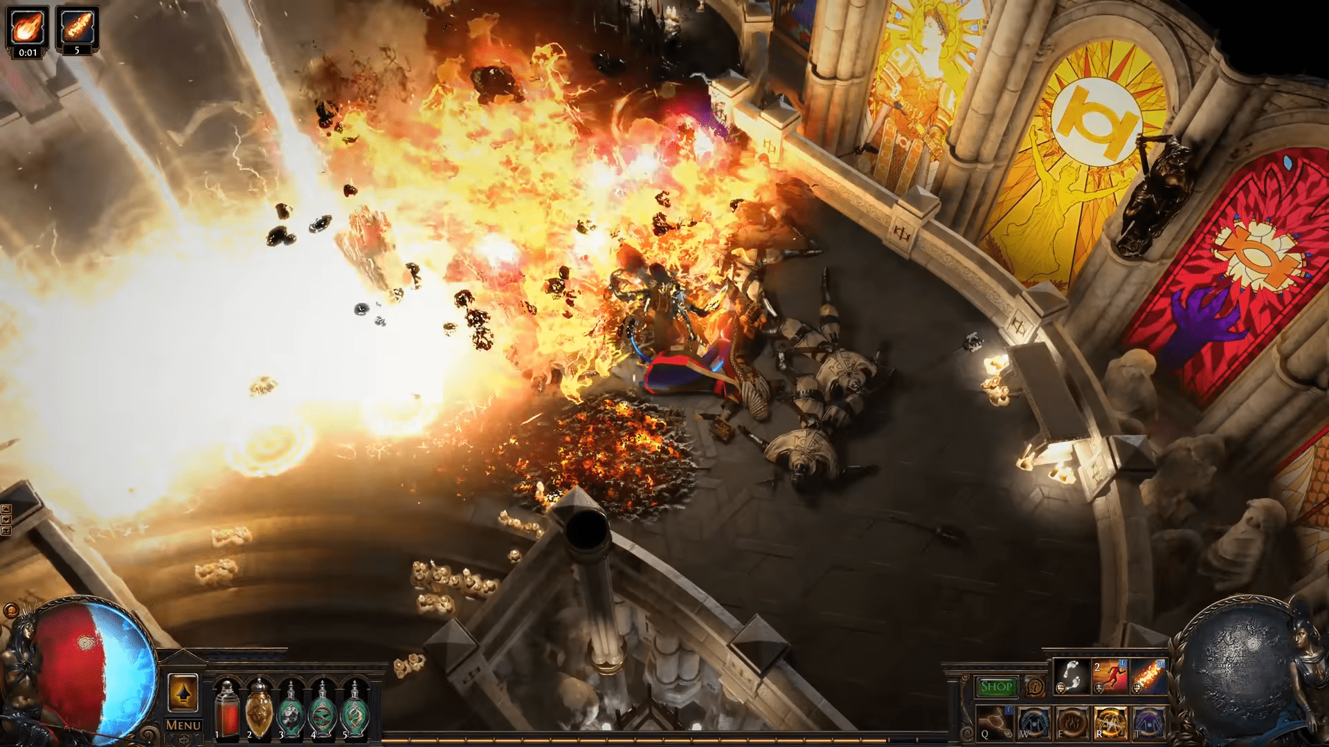 Path Of Exile's Newest Expansion Will Feature Absurd Amount Of New Content