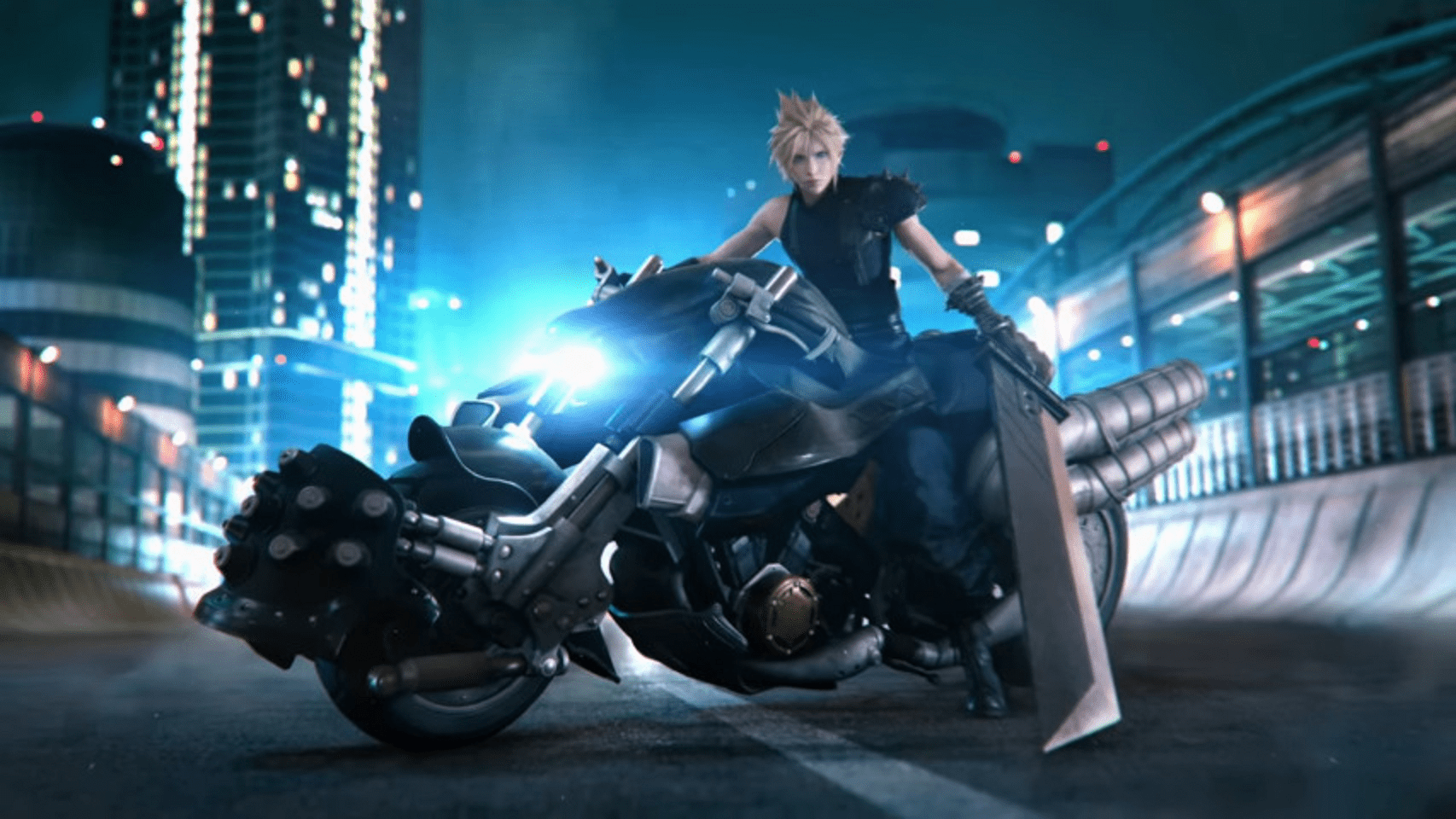 Square Enix's Final Fantasy VII Remake Long TV Commercial Is One Romantic Story Filled With Anticipation And Memories