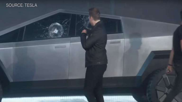 Elon Musk Just Showcased His Latest Modern Truck, And It Could End Up In Cyberpunk 2077