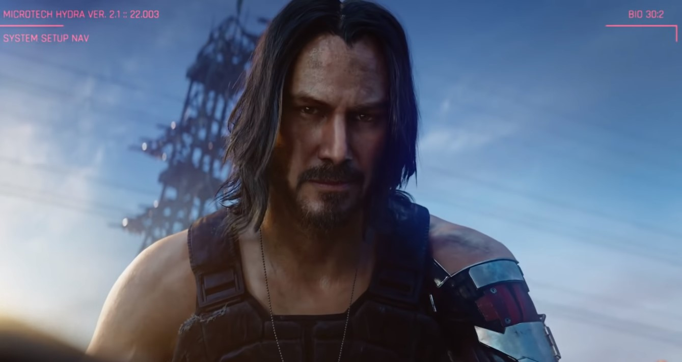 Keanu Reeves Enjoyed His Cameo Appearance In Cyberpunk 2077 Game, Wants His Screentime Exposure Doubled