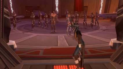Star Wars The Old Republic PVP Season 11 Has Ended And Top Ranked Players Are Receiving Rewards